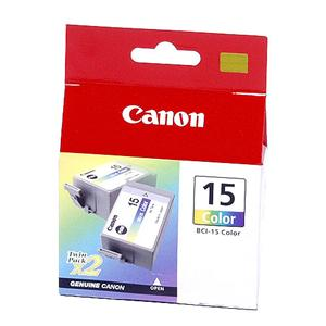 Canon inkoustová cartridge color BCI-16C Twin Pack