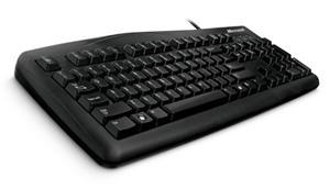 Microsoft Keyboard 200 USB black CZ&SK