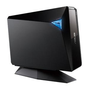 ASUS Blu-ray BW-12D1S-U/BLK/G, externí BD-RE/DVD-RW USB 3.0, retail černá