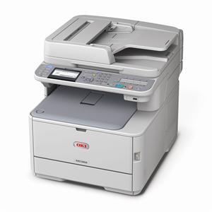 OKI MC362dn MFZ+Fax A4, LED, 24/22 ppm, ProQ2400, PCL/PS, RADF, USB, LAN, Duplex