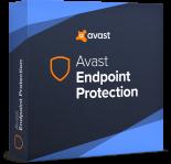 Avast Endpoint Protection, 50 - 199 uživatelů, 1 rok, elektronicky, komerční