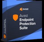 Avast Endpoint Protection Suite, 20 - 49 uživatelů, 3 roky, elektronicky, komerční