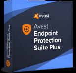 Avast Endpoint Protection Suite PLUS, 50 - 99 uživatelů, 2 roky, elektronicky, komerční