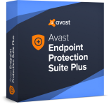 Avast Endpoint Protection Suite PLUS, 20 - 49 uživatelů, 3 roky, elektronicky, komerční