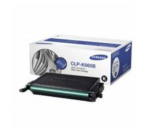 Samsung toner černý CLP-K660B pro CLP-610/660/CLX-6200/6210 - 5 500 str.
