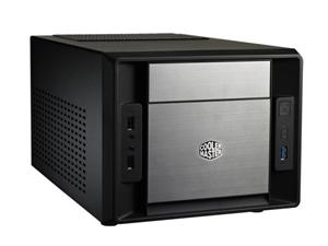 CoolerMaster case mini ITX Elite 120 Advance, black, USB3.0, bez zdroje