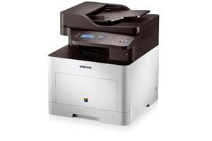 SAMSUNG CLX-6260FR barevná MFZ+fax (A4, 24ppm, 9600x600dpi, LCD, 512MB, Duplex, USB, LAN)