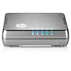 HP 1405-5 Small Office Switch, 5-portový switch bez administrace, 10/100M, 3YNBD