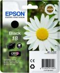 Epson inkoustová cartridge Black 18 Claria Home Ink