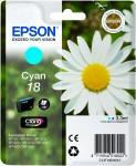 Epson inkoustová cartridge Cyan 18 Claria Home Ink