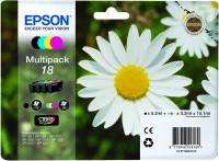 Epson inkoustová cartridge multipack (CMYK) 18 Claria Home Ink