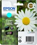Epson inkoustová cartridge Cyan 18XL Claria Home Ink