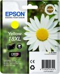 Epson inkoustová cartridge Yellow 18XL Claria Home Ink