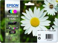 Epson inkoustová cartridge multipack (CMYK) 18XL Claria Home Ink