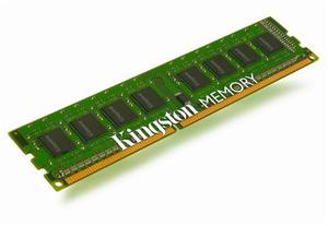 4GB DDR3 1600MHz DIMM Kingston 8 CL11 SR x8, výška 30mm
