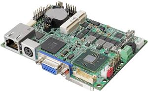 Commell LP-172N Intel Atom N2800,VGA,COM,LVDS,Gbe,SATAII,USB,PCIe mini card,SO-DIMM DDR3,pico-ITX