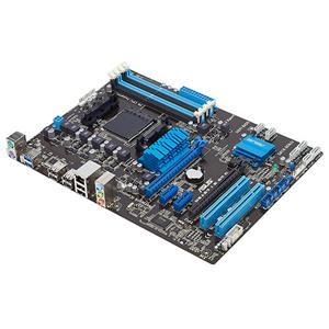 ASUS M5A97 LE R2.0 AM3+/AMD970,Gbe,8CH,PCIe 2.0,6xSATA3/R,2xUSB3.0,4xDDR3/1866, ATX