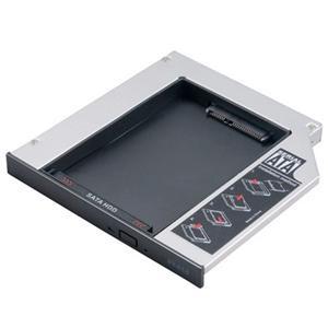 """Redukce pro 2.5"""" SATA HDD místo SATA mechaniky v notebooku (výška 13mm)"""