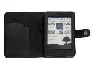 Pouzdro Fortress (472) pro Amazon Kindle Paperwhite černé, umělá kůže
