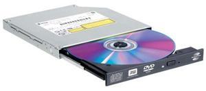 LG DVD±R/±RW/RAM, DL, SATA 12.5mm slim pro NTB, bulk, černá