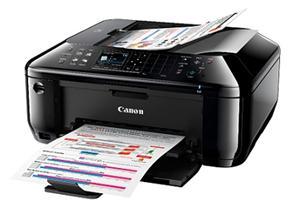 CANON PIXMA MX925, P/S/C,fax,A4,9600x2400dpi,Duplex,DADF,,potiskDVD,5barev,USB,LAN,Wifi