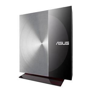 ASUS SDRW-08D3S-U LITE/BLK/G/AS externí slim DVD-RW,USB,šedá