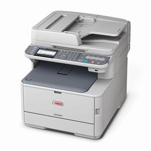 OKI MC562dnw MFZ+Fax A4, LED, 30/26 ppm, ProQ2400, PCL/PS, RADF, USB, LAN, Wi-Fi, Duplex