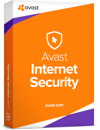 Avast Internet Security, 1 uživatel, 1 rok , elektronicky