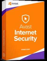 Avast Internet Security, 3 uživatelé, 1 rok , elektronicky