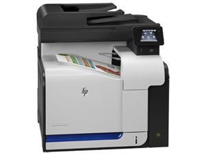 HP LaserJet Pro 500 M570dn COLOR Print/Scan/Copy/Fax (A4, 600dpi, 256MB, USB 2.0, LAN, Duplex)