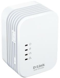 D-LINK DHP-W310AV, D-Link PowerLine AV 500 Wireless N Mini Extender, QoS, Common Connect Button,WPS