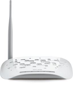 TP-LINK TL-WA701ND, Wireless 802.11n/150Mbps Access Point/AP Client, odnímatelná ant. 4dBi