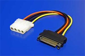 Redukce napájení z HDD-SATA na FDD 5,25 (MOLEX)