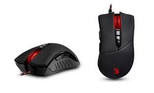 A4Tech Bloody Gamming V3 herní myš, až 3200DPI, HoleLess technologie, 160KB paměť, USB, CORE 2