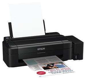 Epson L130/color , A4, 5760x1440dpi,4 int.tankový systém náplní, 27/15 černě/barevně USB