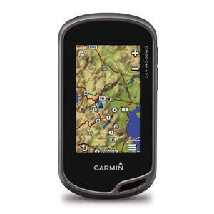 Garmin Oregon 650 PRO, ruční outdoorová navigace