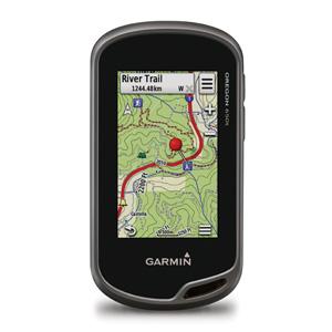 Garmin Oregon 650t PRO, ruční outdoorová navigace