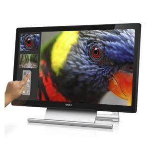 """22"""" LCD DELL S2240T/ Dotykový LED/16:9/ 1920x1080/ Full HD/ 3000:1/ 12ms/ VA/ DVI/ HDMI/ USB/ černý/ 3YNBD on-site"""