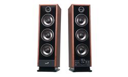 Genius repro SP-HF2020 V2/ 2.0/ 60W/ Dřevěné/ DSP/ Sound EQ/ digitální optický vstup