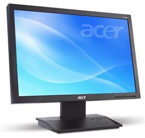 "19"" ACER V196Lbmd, 1280x1024, 100M:1, 5ms, DVI, repro, LCD, LED, Black"