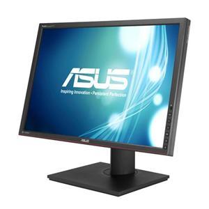 "24"" ASUS LCD AH-IPS PA249Q,2560x1440,VGA,DVI,HDMI,DP,6ms,350cd/m2,pivot,USB hub,černá"