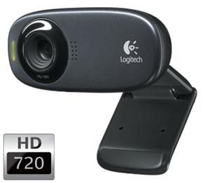 Logitech HD Webcam C310 , 5 Mpx, HD 1280x720, mikrofon, USB