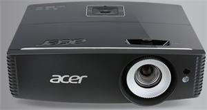 ACER Projektor P6500 DLP/3D/1920x1080 FHD/5000 ANSI lm/20 000:1/HDMI/MHL/USB/RJ45/Repro/ColorBoos II+/LumiSense+/4,5 kg