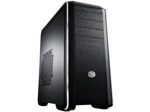 CoolerMaster case miditower CM-693 III Advanced, ATX,black, USB3.0, bez zdroje