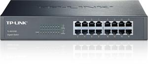 TP-LINK TL-SG1016D Gigabit Switch 16x 10/100/1000Mbps, desktop