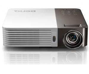 BenQ Mini projektor GP20 LED/ WXGA/ DLP/ 700 ANSI/ 2400:1/ HDMI/ USB