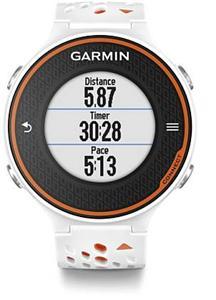 Garmin Forerunner 620 HR Run White, sportovní hodinky