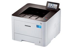 """SAMSUNG SL-M4020NX (A4, 40ppm, 1200x1200dpi, 1GB, Duplex, 4.3""""LCD displej, USB, LAN)"""