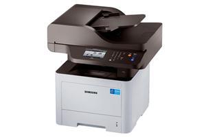 """SAMSUNG SL-M4070FX MFZ+fax (A4, 40ppm, 1200x1200dpi, 1 GB, Duplex, 4.3""""LCD displej, USB, LAN)"""