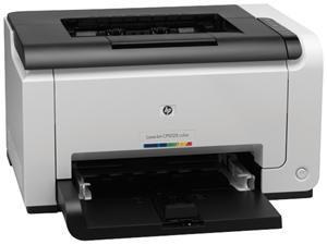 HP LaserJet Pro Color CP1025 A4, 8MB, USB 2.0